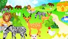 décoration : Un parc animalier pour les filles