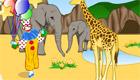 décoration : Le parc zoologique