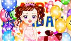 décoration : L'anniversaire de Julie