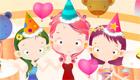 décoration : L'anniversaire de Prudence