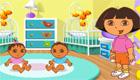 stars : Dora baby-sitter