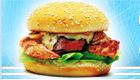 cuisine : Cuisine des hamburgers au poulet - 6