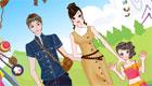 habillage : Une famille à habiller