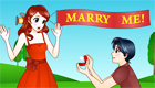 habillage : La demande en mariage