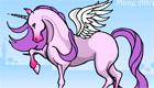 habillage : Cheval ou Licorne