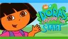 Jeux de fille : Habille Dora l'exploratrice