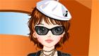 habillage : Une fille à St Tropez - 4