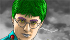 stars : Coloriage de Harry Potter