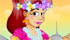 habillage : Les filles de Hawaii
