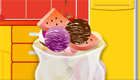 cuisine : Jeu de crèmes glacées