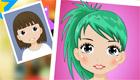 maquillage : Jeux de beauté avant-après - 3