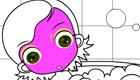 gratuit : Colories la salle de bain de Candice!