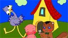 gratuit : Jeu de coloriage pour filles