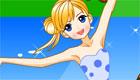 habillage : Danielle, la danseuse étoile!