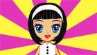 habillage : Un salon de beauté pour fille