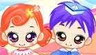habillage : Habille les jumeaux