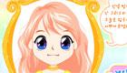 maquillage : Lalabel, l'héroïne de dessins animés