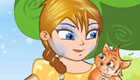 maquillage : Une fille différente!