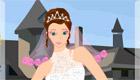 habillage : Une belle mariée