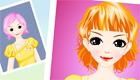 maquillage : Amanda la jolie lycéenne - 3