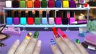 maquillage : Manucure pour filles