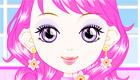 Jeux de fille : Maquillage de poupée
