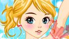maquillage : Une fille danseuse étoile - 3