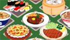 Jeux de fille : Jeu de mémoire culinaire 2