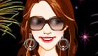 stars : Habille Miley Cyrus, alias Hannah Montana