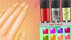 maquillage : Vernir des ongles