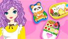 Jeux de fille : Repas japonais