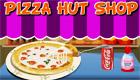 cuisine : Serveuse à la Pizza hut