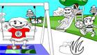 gratuit : Coloriages pour enfants - 11