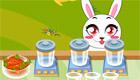 cuisine : Un snack pour lapins