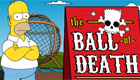 stars : Homer dans la boule de la mort