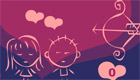gratuit : Les flèches de la Saint Valentin