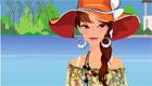 habillage : Tenue de plage pour fille - 4