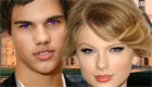 stars : Taylor Swift et Taylor Lautner - 10