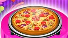 cuisine : Une pizza parfaite
