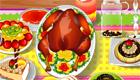 cuisine : Jeu de Thanksgiving