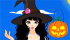 habillage : Jeux Halloween - habille Ursula!