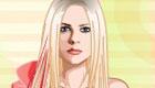 Jeu pour habiller Avril Lavigne