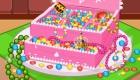 Prépare un gâteau de princesse