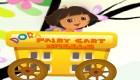 La voiture de Dora l'exploratrice