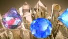 Jeu de logique avec des diamants