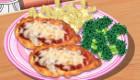 Recette de poulet au parmesan