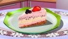 Recette de gâteau glacé