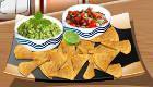 Jeu de nachos mexicains