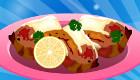 La recette des crevettes au bacon