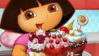 Les cupcakes de Dora l'Exploratrice